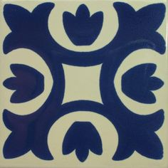 Decorative Spanish Tile Prepossessing Especial Decorative Tile  Flores Dividida  Products Spanish And Decorating Design