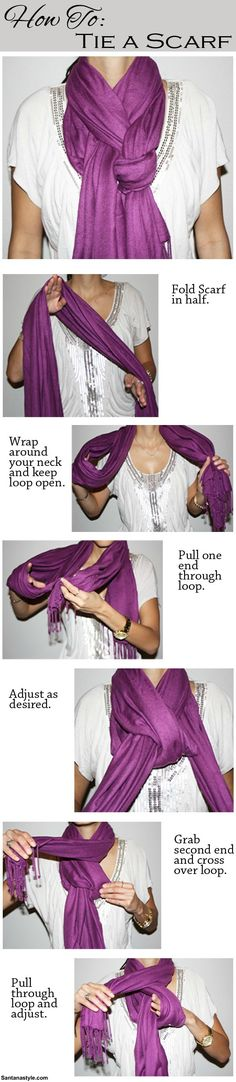 A Scarf Tutorial
