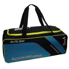 #Kookaburra elite 200 cricket holdall sport bag #equipment #travel a453,  View more on the LINK: 	http://www.zeppy.io/product/gb/2/112197009782/