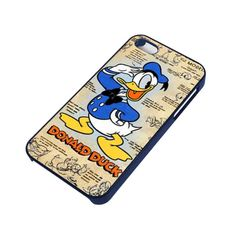 DONALD DUCK Disney iPhone 4 / 4S Case – favocase Iphone 4, Donald Duck, Phone Cases, Disney, Iphone 4s