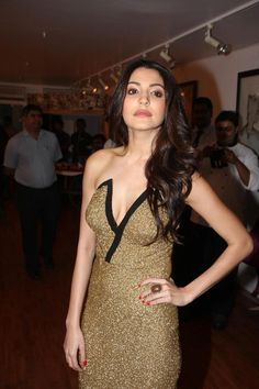 Anushka Sharma Launches India's Most Beautiful Women By Femina Magazine.