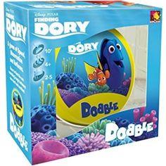 Újdonság a Dobble termékcsaládban: Szenilla nyomában! Pixar, Buy Lego, Jurassic World, Toy Store, Dory, Movies And Tv Shows, Minions, Board Games, Arts And Crafts