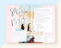 Travel journal inspo