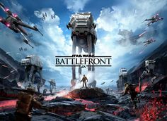 See the insanely cool first trailer for the Star Wars Battlefront game. HOLY MOTHER OF HAN SOLO!!!
