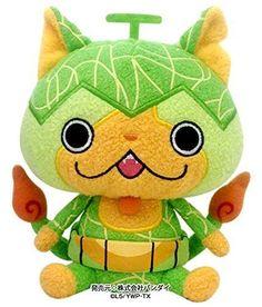 Yokai Watch Melon nyan Plush Doll Japan Bandai youkai yo-kai Free Shipping new #Bandai