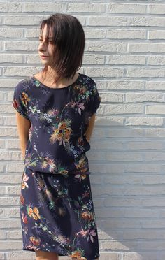 Compagnie M, Nore dress Revamp Clothes, Sewing Clothes, Diy Clothes, Komplette Outfits, Summer Fashion Outfits, Casual Outfits, Casual Dresses, Dresses For Work, Diy Dress