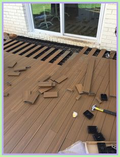 Build Wooden Deck Over Concrete Patio.How To Build A Wood Deck Over A Concrete Patio Hunker. How To Build A Pergola On A Deck Decks Com. Patio Tiles, Cement Patio, Gravel Patio, Patio Roof, Balcony Tiles, Concrete Porch, Deck Flooring, Outdoor Flooring, Diy Patio