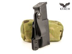 Kydex IWB Mag Carriers | KTACH Kydex Solutions