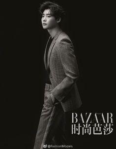 "Suzy and Lee Jong Suk are gorgeous in ""Harper's Bazaar""   Koogle TV"