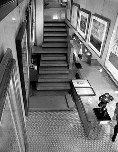 stairs, carlo scarpa, olivetti showroom, venice 1957-58 by seier+seier, via Flickr
