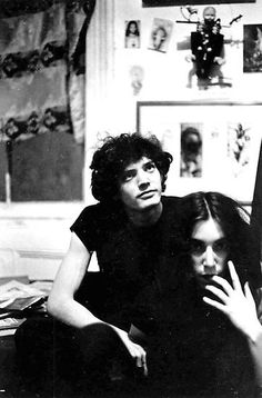The SSFW | Project Room: Patti Smith & Robert Mapplethorpe