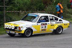 Ooel Kadett GT/E Rally