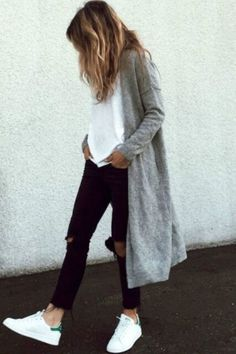 Lazy day outfits for school Cozy fall outfits. Lazy day outfits for school The post Cozy fall outfits. Lazy day outfits for school & Mode appeared first on Fall outfits . Cute Lazy Day Outfits, Lazy Day Outfits For School, Cozy Fall Outfits, Spring Outfits, School Outfits, Adrette Outfits, Basic Outfits, Outfits For Teens, White Outfits