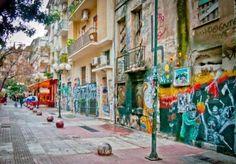 Αυτές είναι οι 23 πλέον ανερχόμενες γειτονιές της Ευρώπης (μαντέψτε ποια αθηναϊκή μπήκε στη λίστα)