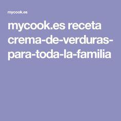 mycook.es receta crema-de-verduras-para-toda-la-familia