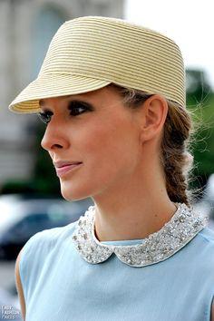 sparkling #collar lovely girl!