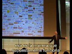 Seth Godin presenta Tribus subtitulado español parte 1