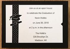 Graduation party or announcement invitation printable you pick graduation party is a party that is thrown to wish a good luck to a graduate or graduates for their future and congrats them for their accomplishments stopboris Gallery