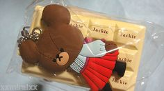 $5.00  Bear School squishy milk chocolate