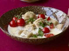 Selbstgemacht einfach unschlagbar! Maronen-Gnocchi - smarter - Kalorien: 326 Kcal - Zeit: 1 Std.  | eatsmarter.de