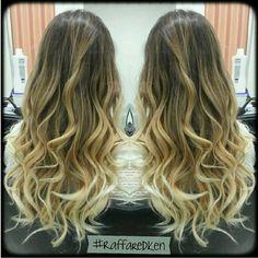 Blond #hair #hairstyle #blond #blondhair #loirodossonhos #redken #tratamento #ondaspoderosas #raffaredken