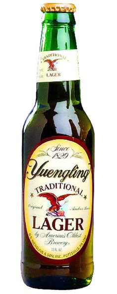 My favorite beer. Yuengling Traditional Lager - Pottsville, Pennsylvania