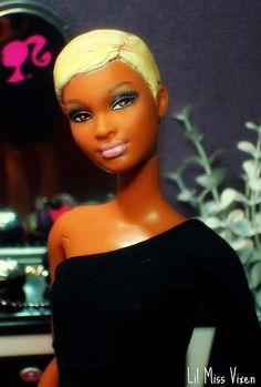 Trichelle: Blonde Ambition by Dawn Ellis, via Flickr