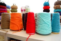 Jennifer Knits Exclusive Cashmere in new colors!