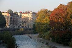 #Torino in #autunno #DoraRiparia