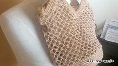 【編み図】ネット編みの丸底バッグ – かぎ針編みの無料編み図 Atelier *mati*