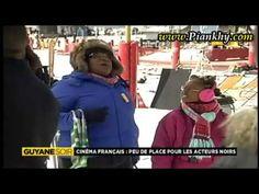 La place des acteurs noirs dans le cinéma français - YouTube