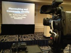 iMediaTV.ca producing the Live Webcasting of a City of Red Deer Special Guest Conference. Red Deer, Special Guest, Conference, Live, Deer