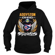Addyston, Ohio - Its Where My Story Begins T-Shirts, Hoodies (39.99$ ==► BUY Now!)