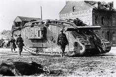 World at War Fun World, World War One, First World, Ww1 History, Military History, Diorama, Ww1 Tanks, Military Armor, World Of Tanks