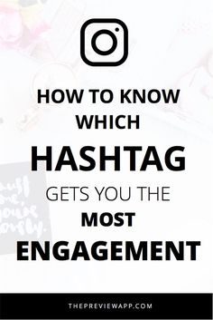Know which Instagram HASHTAG gets you the most ENGAGEMENT, LIKES and COMMENTS. How to find trending Instagram hashtags. Perfect your Instagram strategy by tracking Instagram hashtags.
