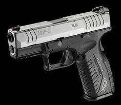 Springfield XDm - Best 9MM Pistols in the World