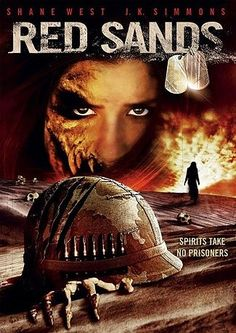 Red Sands is a 2009 horror film set in Parvan Province, Afghanistan in September 2002. Description from mysteryillustrated.com. I searched for this on bing.com/images
