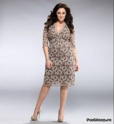 Moda  →  Coleções Plus tamanho para o verão 2011  Fashiony.ru - Um conjunto de belos modelos para mulheres de tamanho maior.