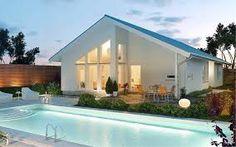 Nice white mosaic for pool