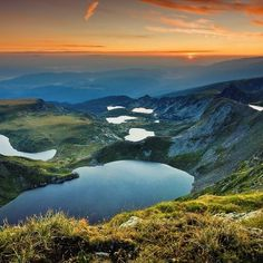 Mountain Peaks and Mountain Lakes in Pirin National Park, Bulgaria - Remliel All Nature, Worldwide Travel, Central Asia, Eastern Europe, Heritage Site, Nature Photos, National Parks, Scenery, Tours