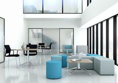 Rio Meeting / Coffee Modular Table from Elite Office Furniture