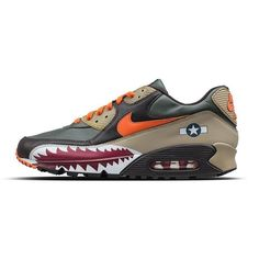 @jazzbonifacio's Top 5 Air Max 90s of All Time: 'Warhawk'  Excuse the pun but…