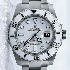 Rolex submariner custom via @bamfordwatchdepartmentusa