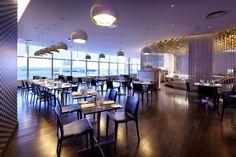 Virgin Upper Class Lounge Decoration Design | 1 Decor