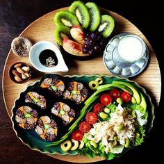 Vegan sushi ❤️