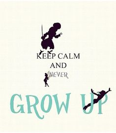 Peter Pan fact!
