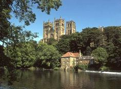 Durham, England. Because I promised this charming city that I would be back again someday.
