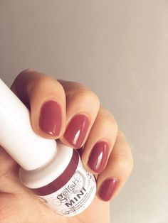 "Gelish gel polish mini ""Exhale"" love the colour!"