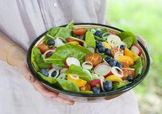 Blueberry & Apricot Super Salad photo