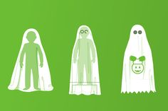 How to Create a Ghost Costume